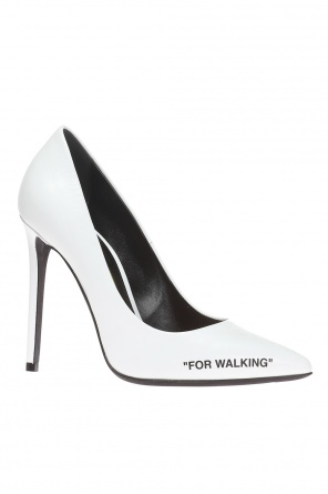 For walking' stiletto pumps od Off White