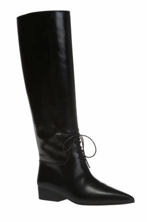 Leather boots od Off White
