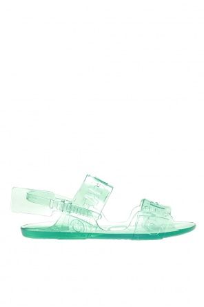Logo sandals od Off White