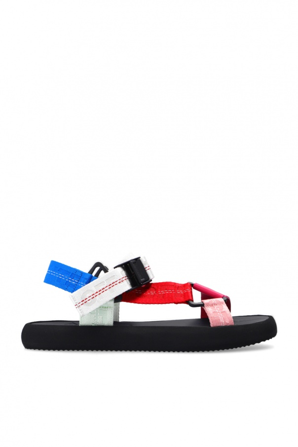 Off-White Sandals with logo