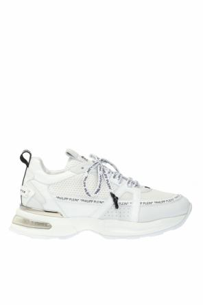 Sport shoes with a logo pattern od Philipp Plein