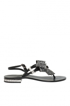 Sandals with a bow od Philipp Plein