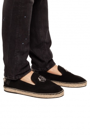 Espadrilles with logo od Philipp Plein