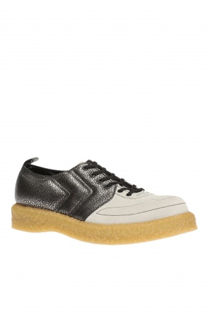 Lace-up platform shoes od Comme des Garcons Homme Plus