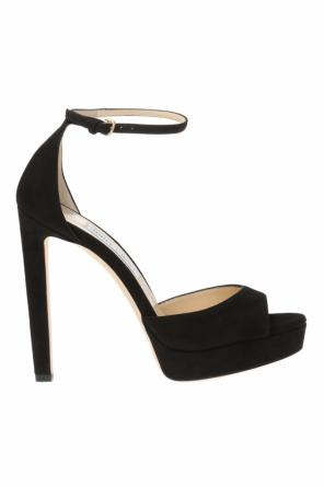 'pattie' heeled sandals od Jimmy Choo