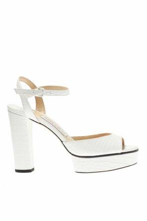 57e05c3d966 ... leather platform sandals od Jimmy Choo
