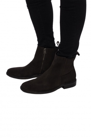 'pitch' suede ankle boots od AllSaints