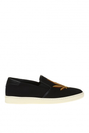 Appliqued slip-on sneakers od Palm Angels