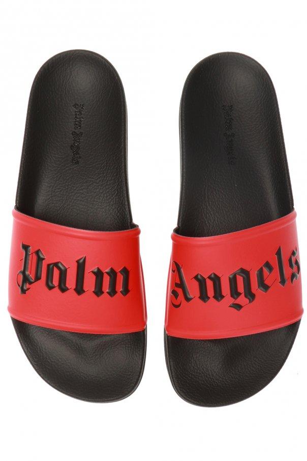 Logo slides Palm Angels - Vitkac shop online