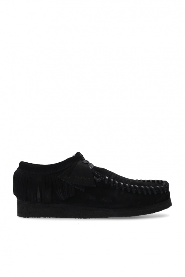 Palm Angels Leather shoes with tassels