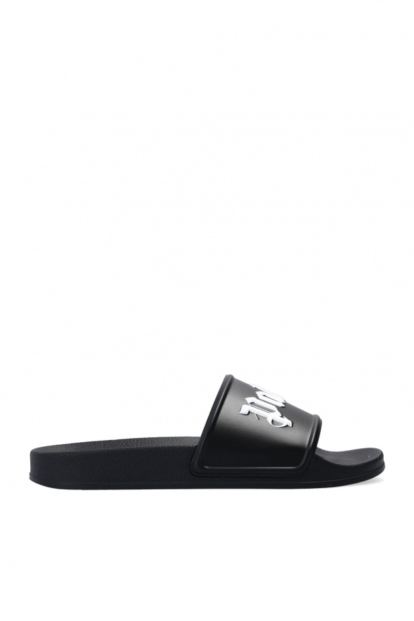 Palm Angels Slides with logo