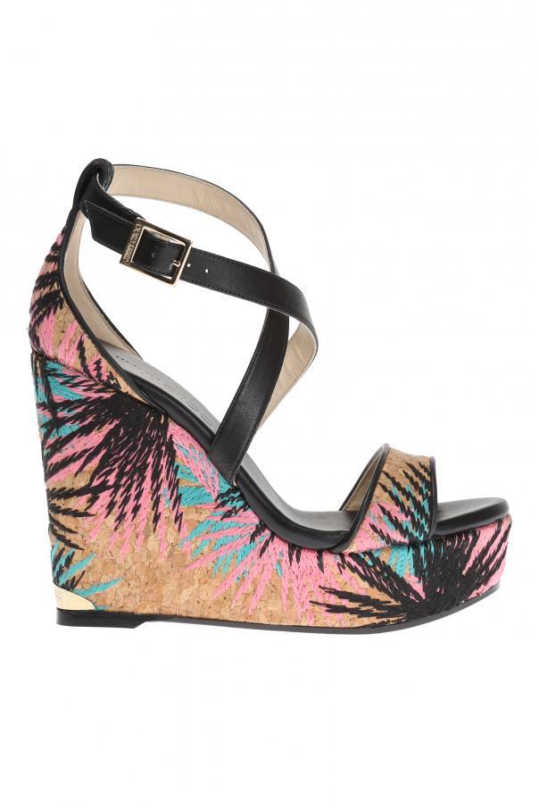 91df68da51f Wedge  Portia  Sandals Jimmy Choo - Vitkac shop online