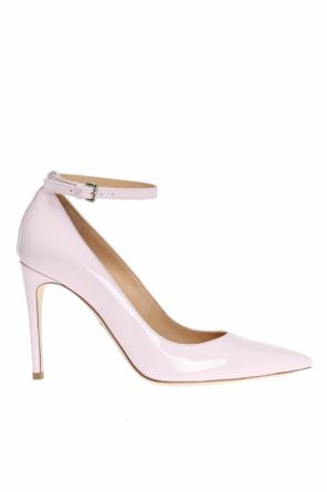 Patent leather pumps od Dsquared2