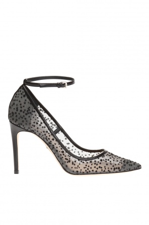 '50's prom' transparent pumps od Dsquared2
