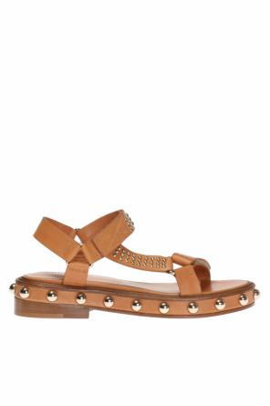 Studded sandals od Valentino Red