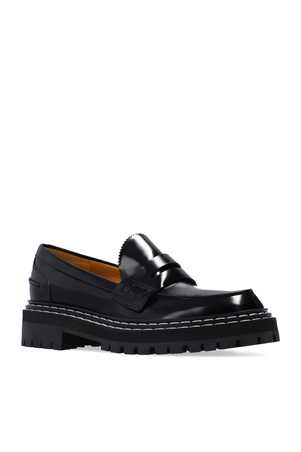 Proenza Schouler Leather loafers