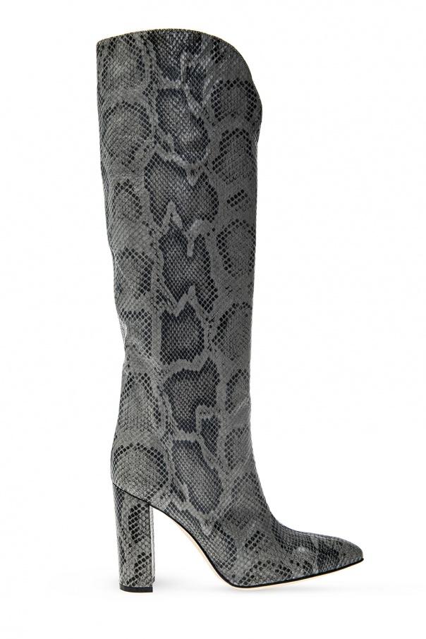 Paris Texas Heeled boots