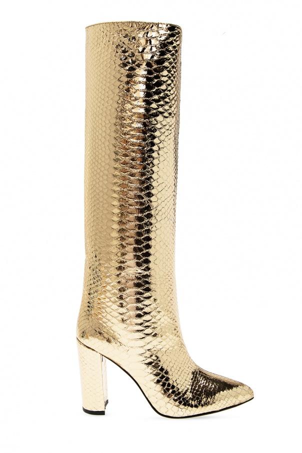 Paris Texas Leather boots