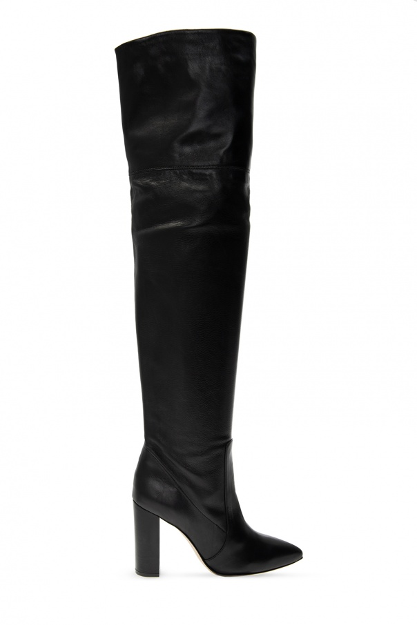 Paris Texas Leather boots