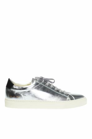 'retro' printed sneakers od Common Projects