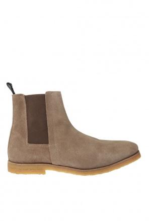 'rhett' suede chelsea boots od AllSaints