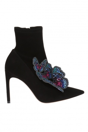 'riva' heeled ankle boots od Sophia Webster