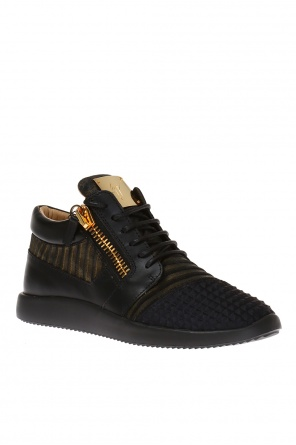 'runner' high-top sneakers od Giuseppe Zanotti