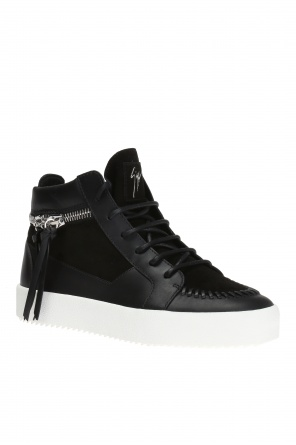 'clifford' high-top sneakers od Giuseppe Zanotti