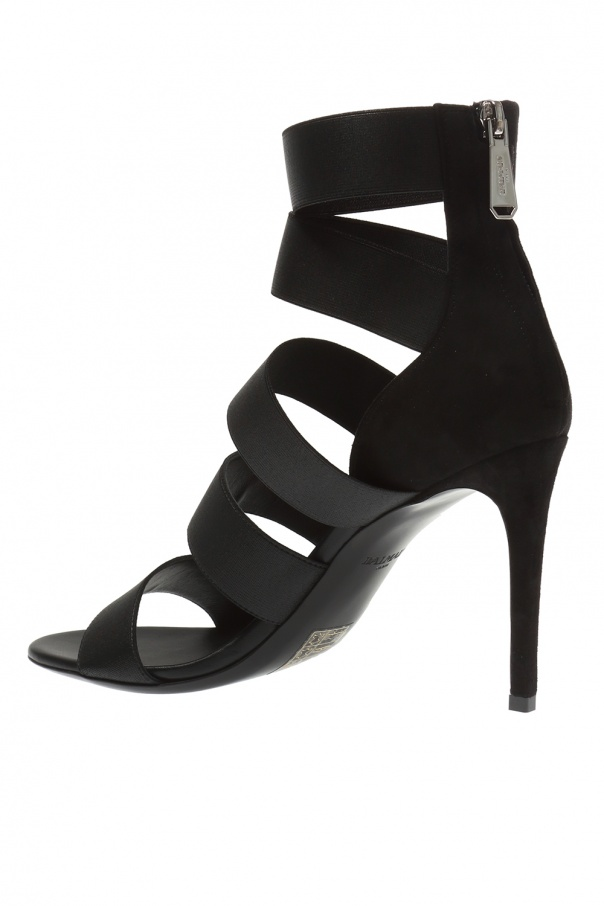 3662c8c03de6 Livia  heeled sandals Balmain - Vitkac shop online