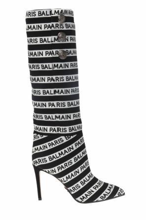 3aa721e5638 Branded heeled boots od Balmain Branded heeled boots od Balmain