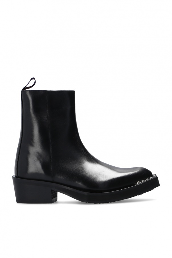 Eytys 'Romeo Hi' leather ankle boots