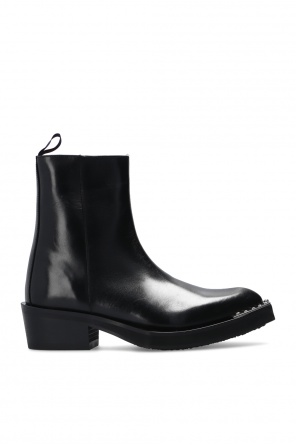 'romeo hi' leather ankle boots od Eytys