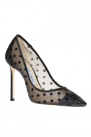 Sheer 'romy' pumps od Jimmy Choo