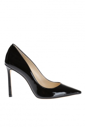 'romy' leather pumps od Jimmy Choo