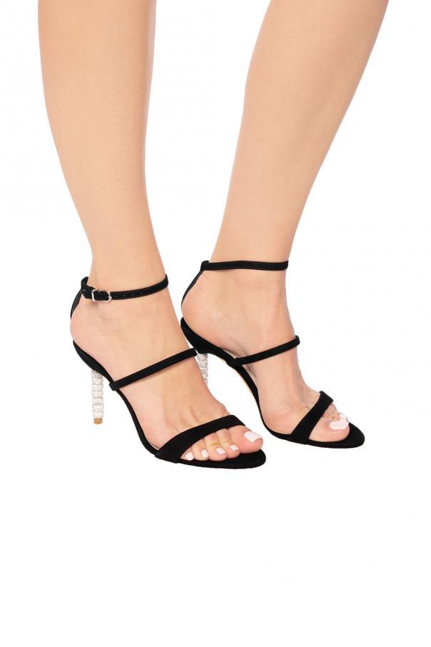 Sandały na obcasie 'rosalind' od Sophia Webster