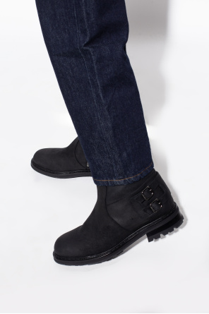 'roscoe' insulated ankle boots od Jimmy Choo