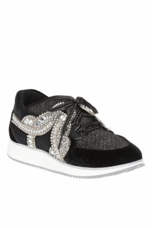 Appliqued shoes od Sophia Webster