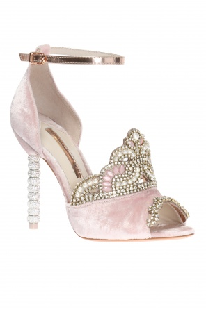'royalty' heeled sandals od Sophia Webster