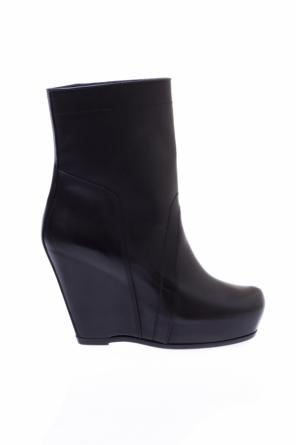 Wedge boots od Rick Owens