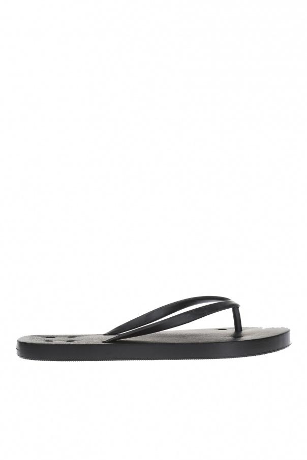 927125b303a Rubber Flip Flops Rick Owens - Vitkac shop online