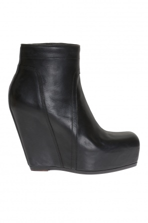 Wedge ankle boots od Rick Owens