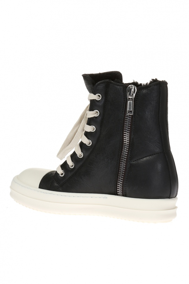 High-top sneakers od Rick Owens