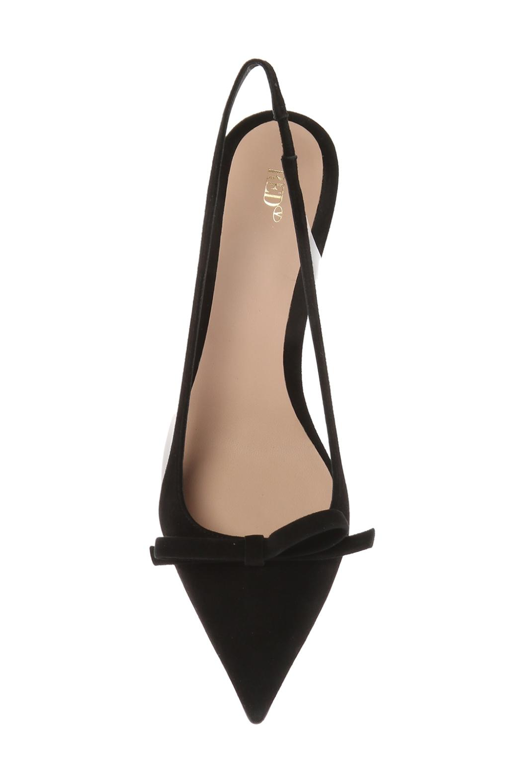Red Valentino Embellished stiletto pumps