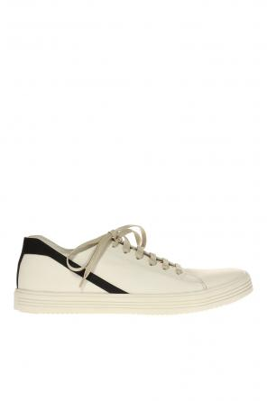 Leather sneakers od Rick Owens