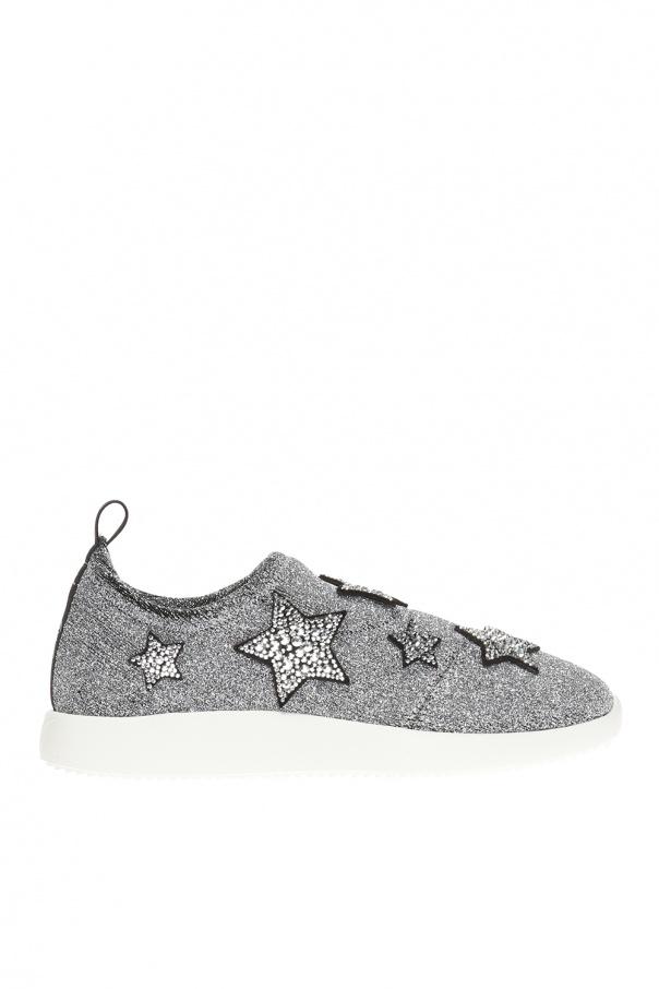 03a10cc3b Sneakers with sock Giuseppe Zanotti - Vitkac shop online