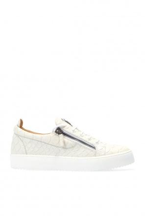 Zip-up sneakers od Giuseppe Zanotti