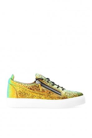 'frankie' sneakers od Giuseppe Zanotti