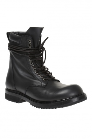Lace-up boots od Rick Owens