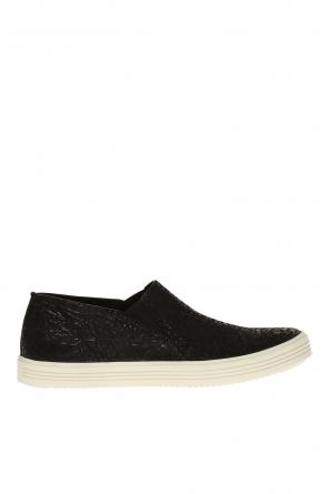 Slip-on sneakers od Rick Owens