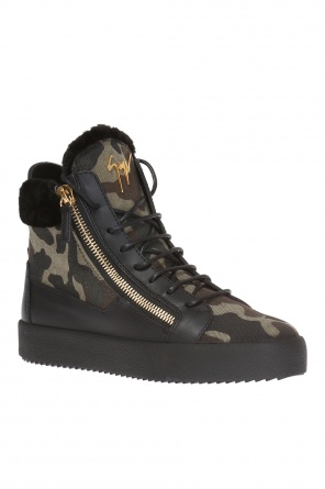 High-top 'cole' sneakers od Giuseppe Zanotti